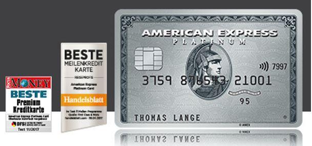 American Express Platinum - Verdoppelte Werbeprämie für Werber und Geworbenen (je 40.000 Membership Reward Punkte)