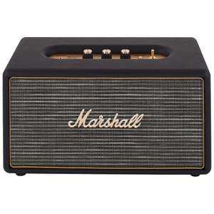 Marshall Stanmore Lautsprecher Bluetooth schwarz/braun/cream [NBB Black Weekend]