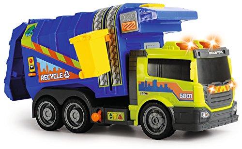Dickie-Spielzeug - Garbage Collector, MiniaturFahrzeug