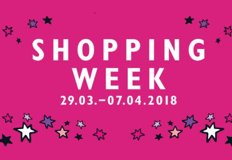 Glamour Shopping Week - Frühjahr 2018