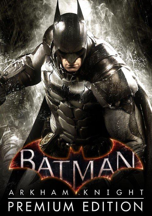 Batman: Arkham Knight Premium Edition inkl. Season Pass (Steam) für 4,36€ (CDKeys)