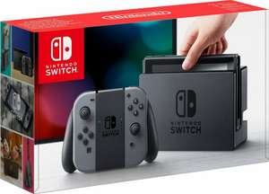[Rakuten] Nintendo Switch grau plus 16,70€ in Superpunkten (Club) - über Technikdirekt