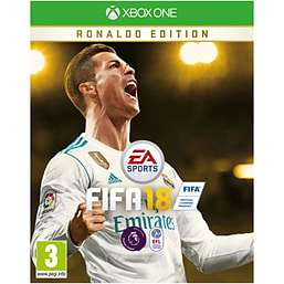 FIFA 18 Ronaldo Edition (Xbox One und PS4)