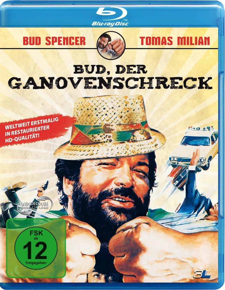 Bud, der Ganovenschreck (Blu-ray) für 4,99€ (Müller)