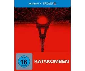 Katakomben - Steelbook / Limited Edition (Blu-ray) für 8,98€ [Media-Dealer]