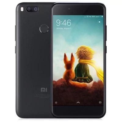 "Xiaomi Mi A1 Global (5.5"" FHD, 4GB RAM, 64GB ROM, Snapdragon 625, B20) für 178,54€ aus EU-Lager [Gearbest]"