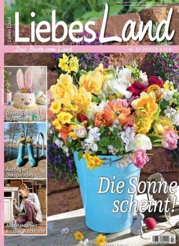 """[United Kiosk] Zeitschrift """"Liebes Land Ausgabe 10/18"""" für lau im epaper-Monday"""