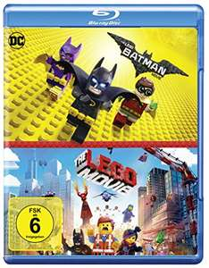 LEGO The Movie + LEGO Batman Collection 2 Film Collection Limited Edition (Blu-ray) für 9,97€ (Amazon Prime)
