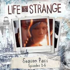 Life is Strange Season Pass PS4 [PSN] statt 16,99€ 3,99€