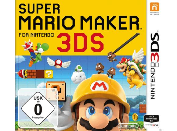 Super Mario Maker(3ds) für 12,99€ bei Abholung (Saturn)