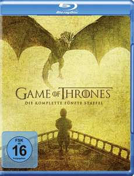 Game of Thrones Staffel 5 Blu-Ray bei ebay