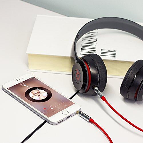 [Amazon PRIME] 3.5mm Klinkenkabel 1,2M & Audio Verlängerungskabel kostenlos