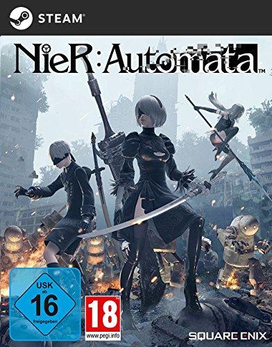 NieR: Automata (PC Code Steam) für 22,44€ (Amazon UK)
