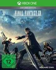 Final Fantasy XV Day One Edition Xbox One 14,99€ oder Mass Effect Andromeda Ps4 für 12,99€