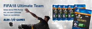 PS 4 FIFA Ultimate Team Points 10% bei ALDI life