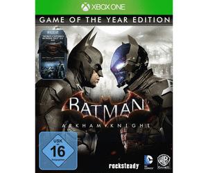 Batman: Arkham KnightGame of the Year Edition (Xbox One)