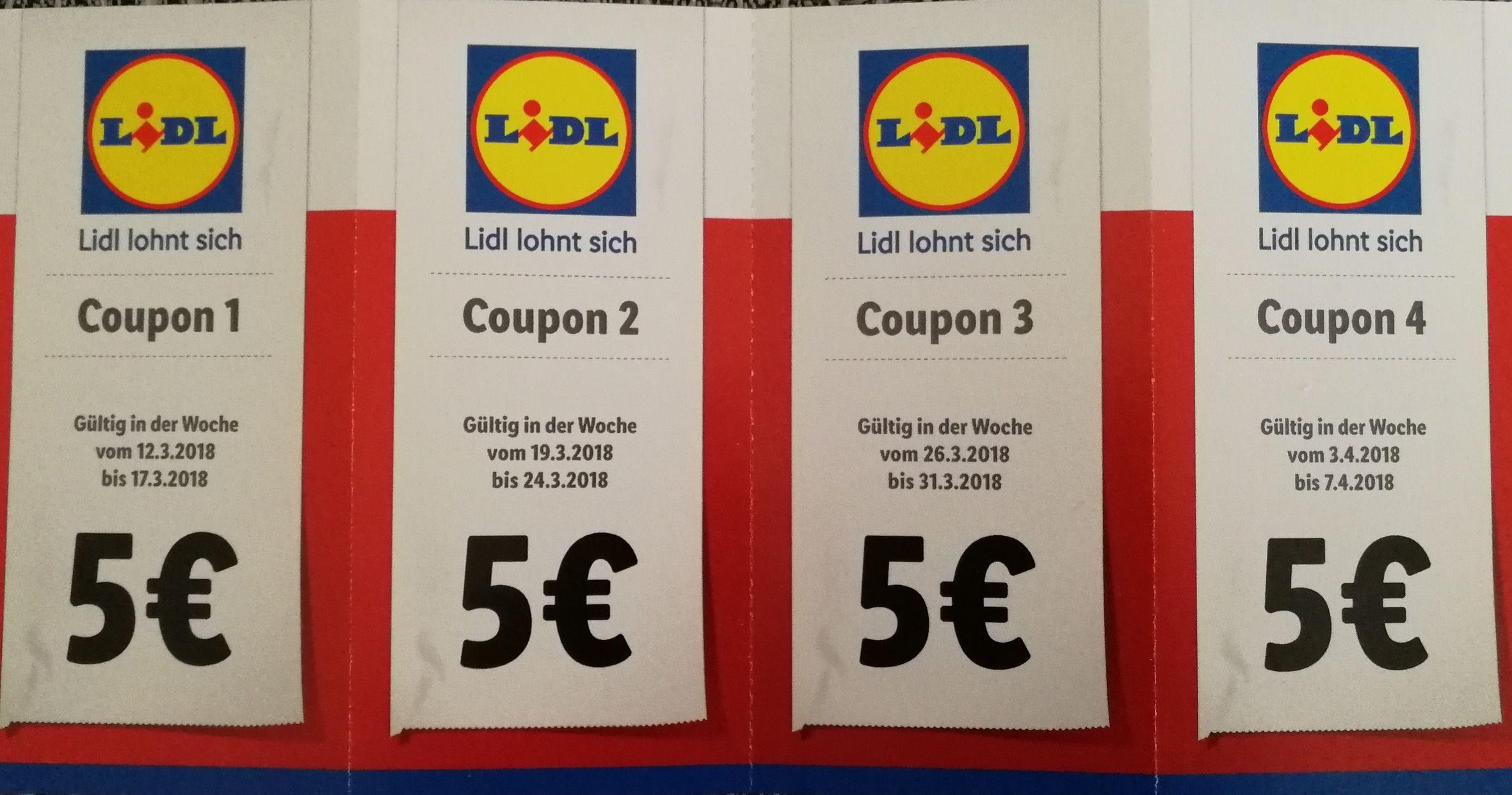 5 Euro Rabatt Coupon Lidl Spiesen Elversberg