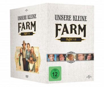 [Media-Dealer.de] Unsere kleine Farm - Die komplette Serie (DVD) für 55,- € + 1,99 € VSK