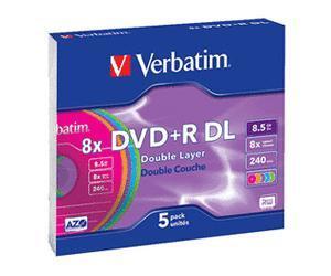 Kaufland Freudenstadt Verbatim DVD+R DL 5 Stück 1,99€