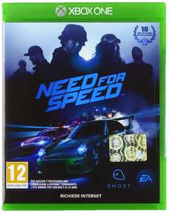 Need for Speed (Xbox One) für 13,60€ (Amazon IT)