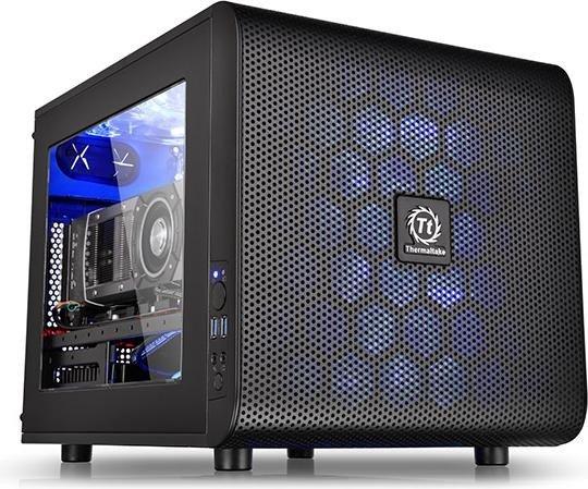 Ryzen-Gaming-PC (Ryzen 1600, Geforce 1070 Ti, 8GB RAM, 240GB SSD, ASRock AB350M, be quiet! Pure Power 10 500W, Wasserkühlung) inkl. 3 Jahren Garantie für 1128€ [Ibuypower]