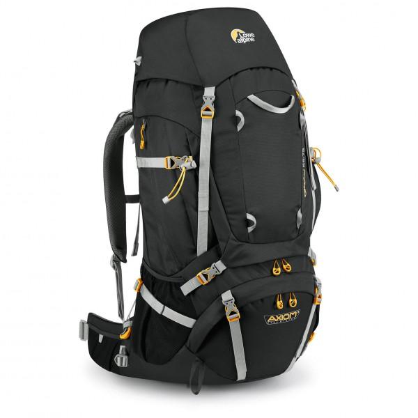 Good trekking rugsack (rucksack) with frontload