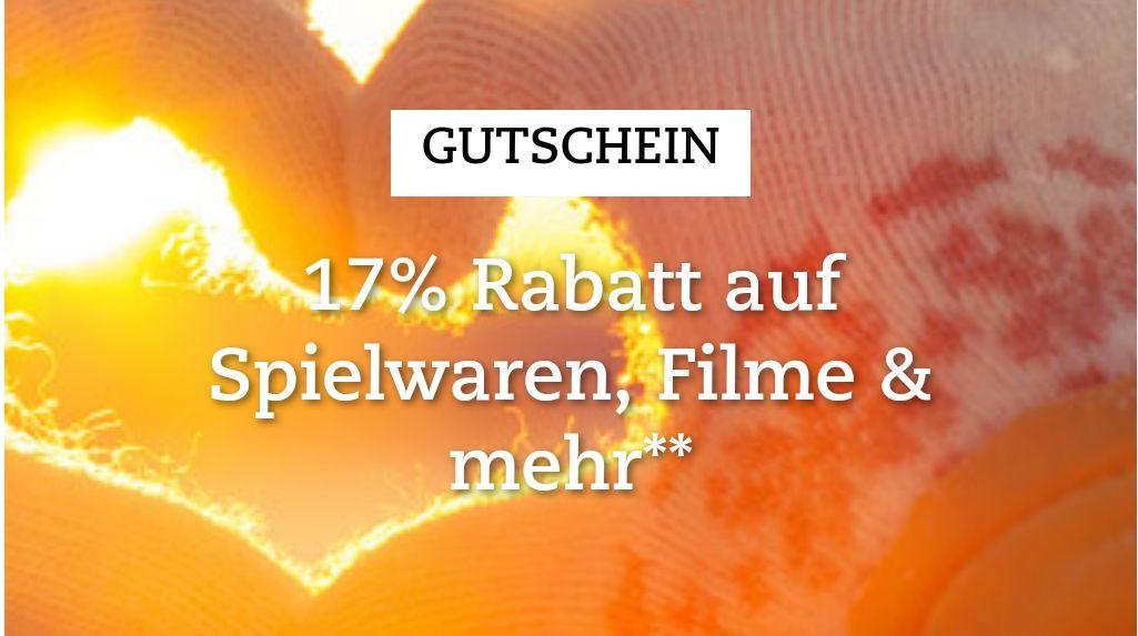 17% Rabatt auf Spielwaren, Filme + 4% Cashback bei Thalia.de über [Shoop.de] z.B. King of Queens HD Superbox für 49,79€ / Eine schrecklich nette Familie - Die komplette Serie für 28,21€