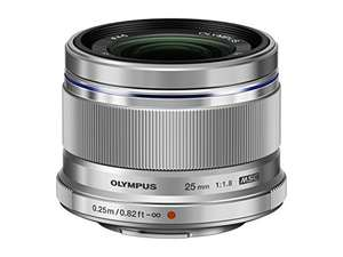 Olympus Zuiko 25mm 1.8 mft-Objektiv für €179,00 - NEUER BESTPREIS