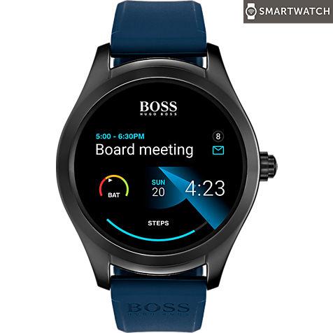 """BOSS Unisex-Smartwatch Touch 1513552  """"mit Gutscheincode"""" für 269,40€ inkl. Versand @Christ [+shoop]"""