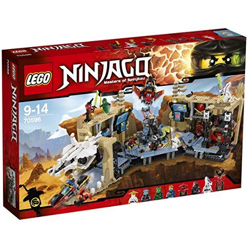 [Amazon Prime] LEGO Ninjago 70596 - Samurai X Höhlenchaos für 79,99€