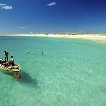 Flüge: Kap Verde [März] - Last-Minute - Hin- und Rückflug von Hamburg nach Boa Vista oder Sal ab nur 185€ inkl. Gepäck