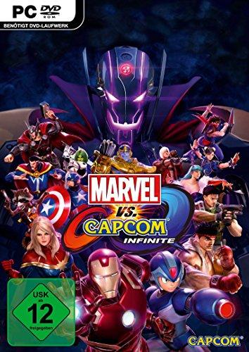 Marvel vs. Capcom Infinite (PC Retail) für 7,36€ (Amazon Prime)