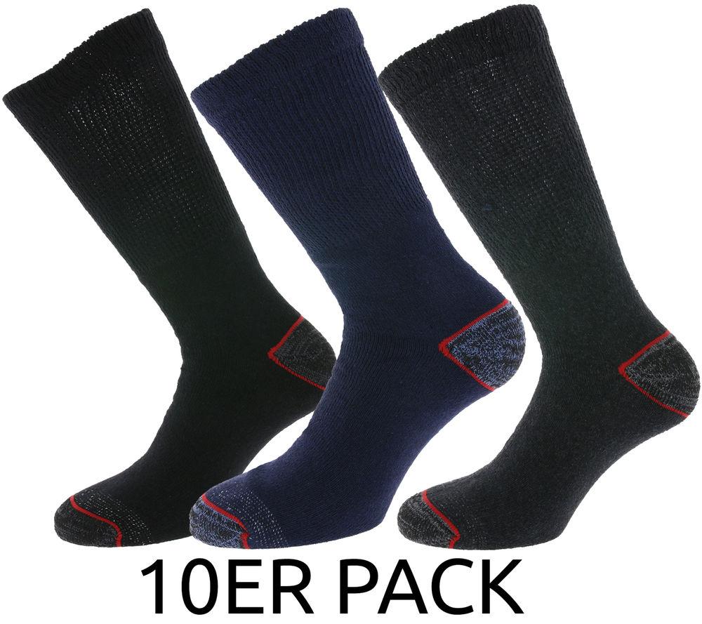 (ebay Plus) 10x Trekkingsocken Herren Outdoor Socken primair socks