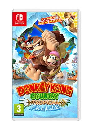 Donkey Kong Country: Tropical Freeze ( Nintendo Switch )