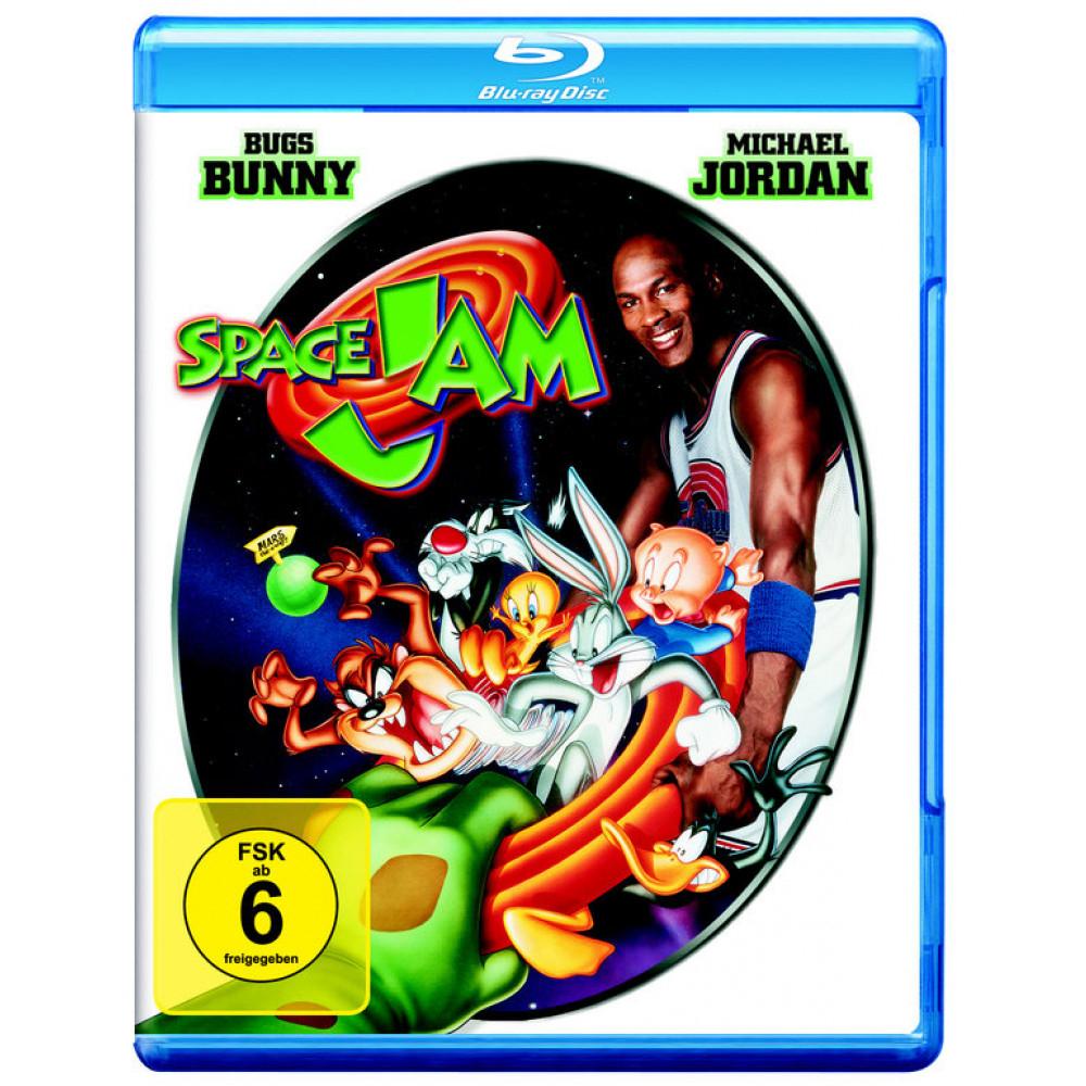 Space Jam (Blu-ray) für 5€ (Müller)