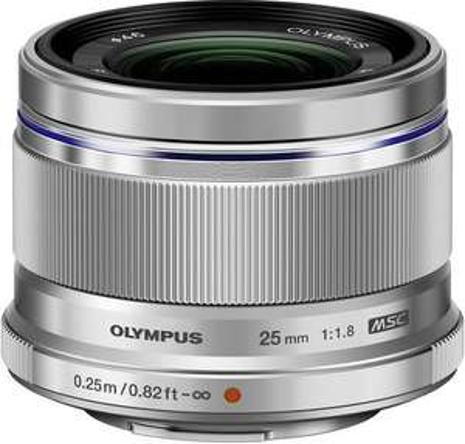 Olympus Zuiko 25mm 1.8 mft-Objektiv für €173,45 bei Conrad