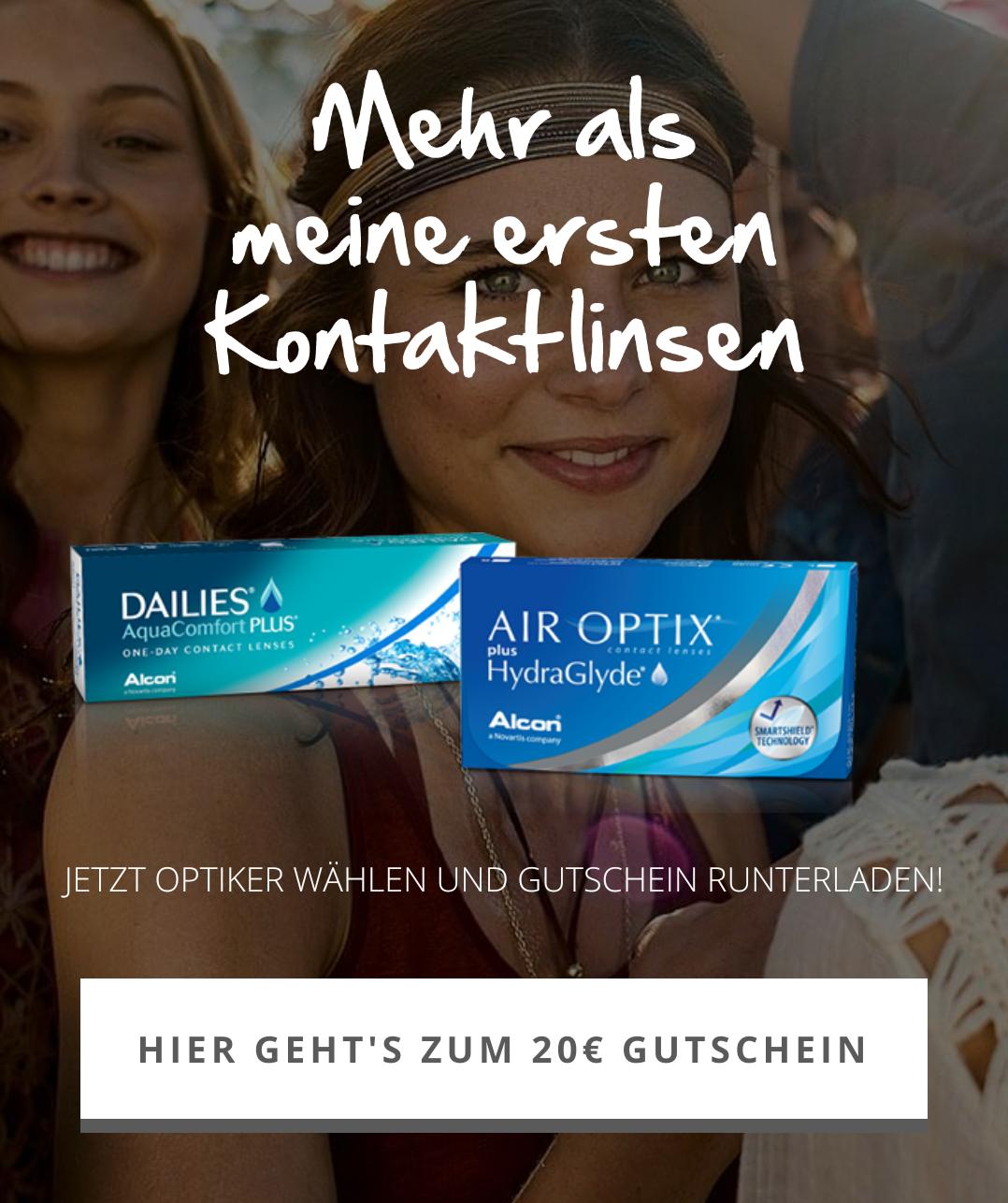 20 € Dailies Gutschein