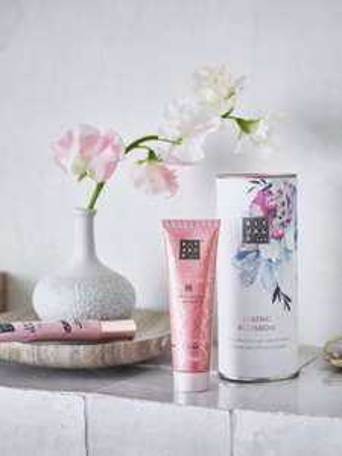Rituals Sakura Handlotion und La Vie en Rose Lipgloss Gratis zu Bestellungen ab 40 Euro