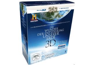 Saturn.de - Die Wunder der Entstehung unserer Erde - (3D Blu-ray + Blu-ray + DVD) - 6,99 € ( Abholung in Filalie)