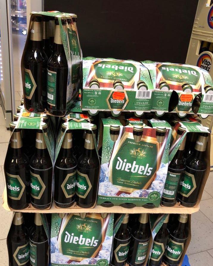 Diebels 6er-Pack - Lokal Combi Osnabrück