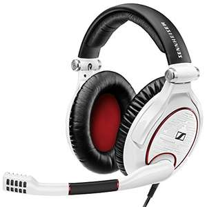 [Amazon] Sennheiser GAME ZERO Gaming-Headset (professionell, geräuschabschirmend) weiß