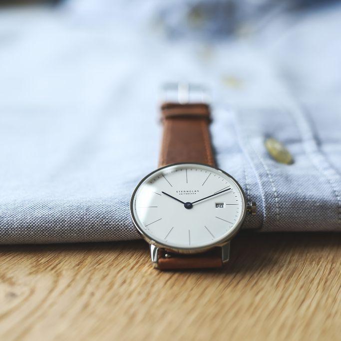 Sternglas Zeitmesser Uhr