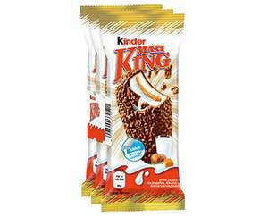 3x FERRERO® Kinder Maxi King