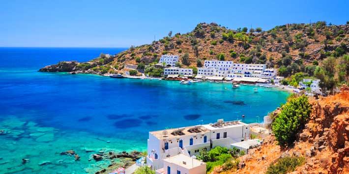Flüge von Hahn (HHN) nach Kreta für nur 42,99€  im April ( Ryanair )