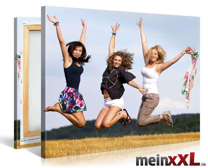 MeinXXL Leinwand ab 3,50€
