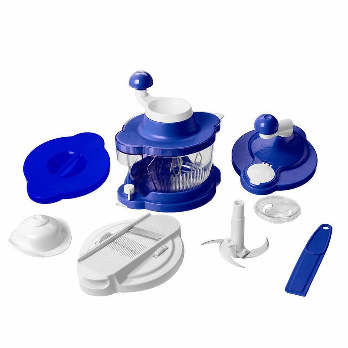 GENIUS  Twist-Cutter, 10-teilig, blau - bei Abholung in Filiale nur 12,99 €