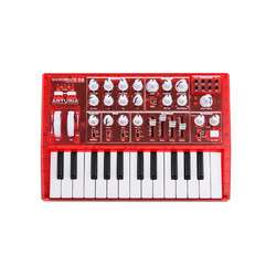 Synthesizer Arturia Microbrute RED Edition (Sonderfarbe)