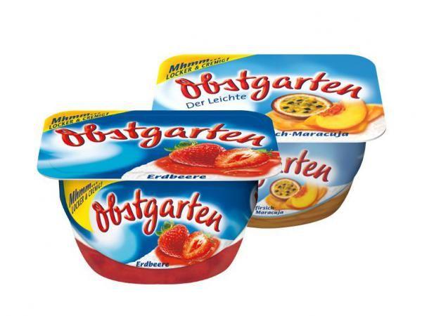 [Real] Ehrmann Obstgarten 125g Joghurt Quark für nur 0,25€