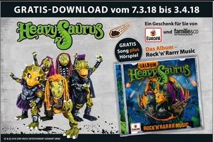 Hörspiel und Song von Heavysaurus: Jetzt downloaden. Gratis!