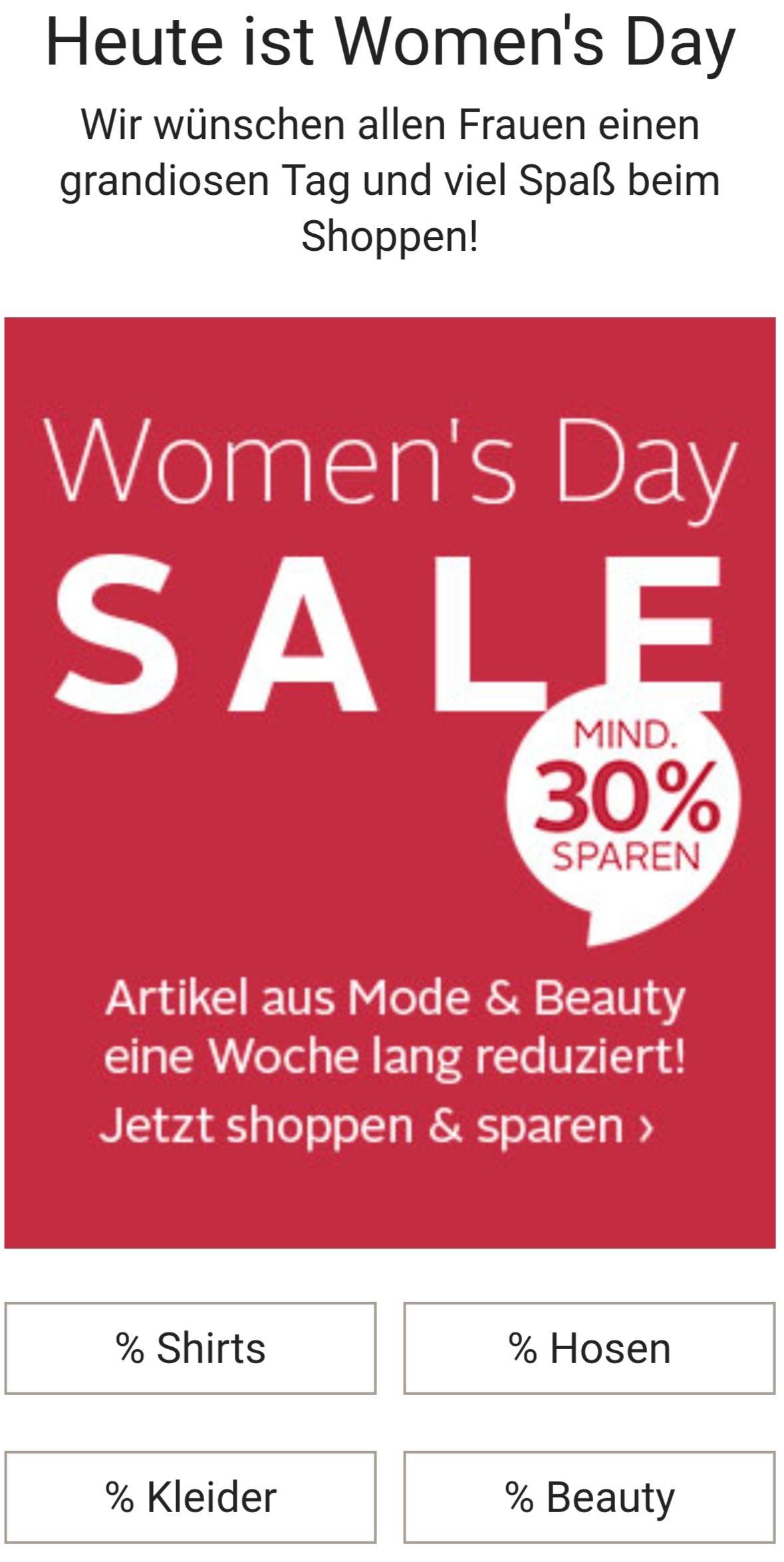 Otto Online mind. 30% auf Mode, Beauty, ausgewählte Multimedia und Haushaltselektronik + 15 € on Top für Neukunden